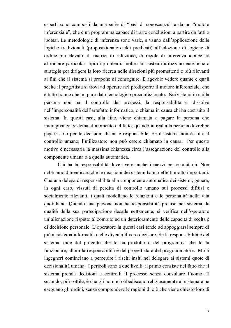 Anteprima della tesi: Aspetti cognitivi e culturali dell'interazione uomo-Internet, Pagina 4