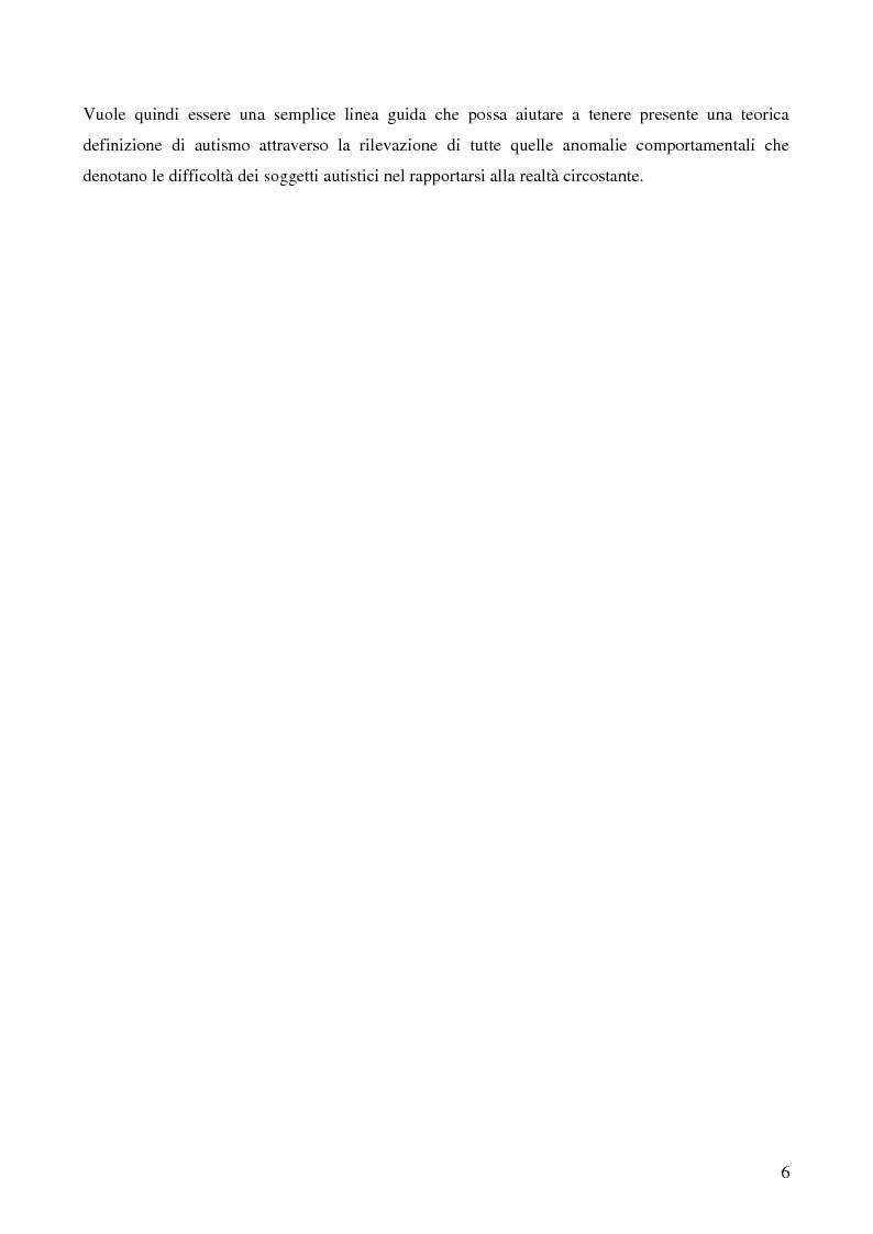Anteprima della tesi: La Comunicazione Facilitata come modalità di intervento per dare voce ai pensieri di chi non parla., Pagina 4