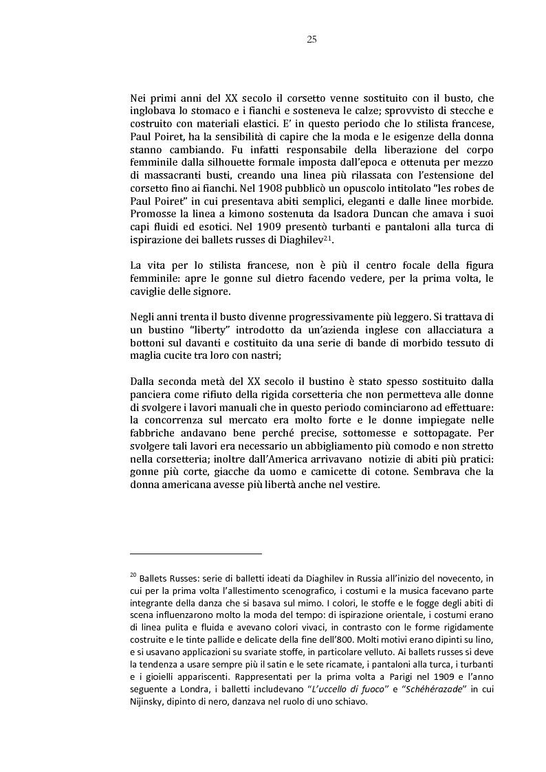 Anteprima della tesi: Danza e anoressia. L'ipotesi di Claude Lorin., Pagina 9