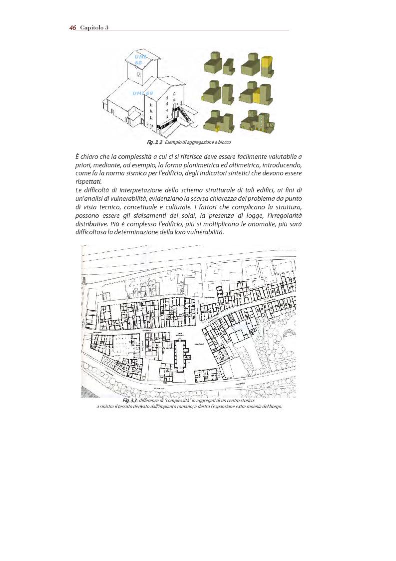 Anteprima della tesi: Analisi della risposta sismica degli aggregati storici, Pagina 8
