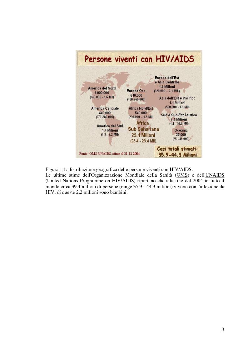 Anteprima della tesi: Selezione di Mutanti HIV-1 Resistenti e Basi Molecolari della Resistenza di Nuovi Inibitori Non-Nucleosidici della Trascrittasi Inversa, Pagina 4