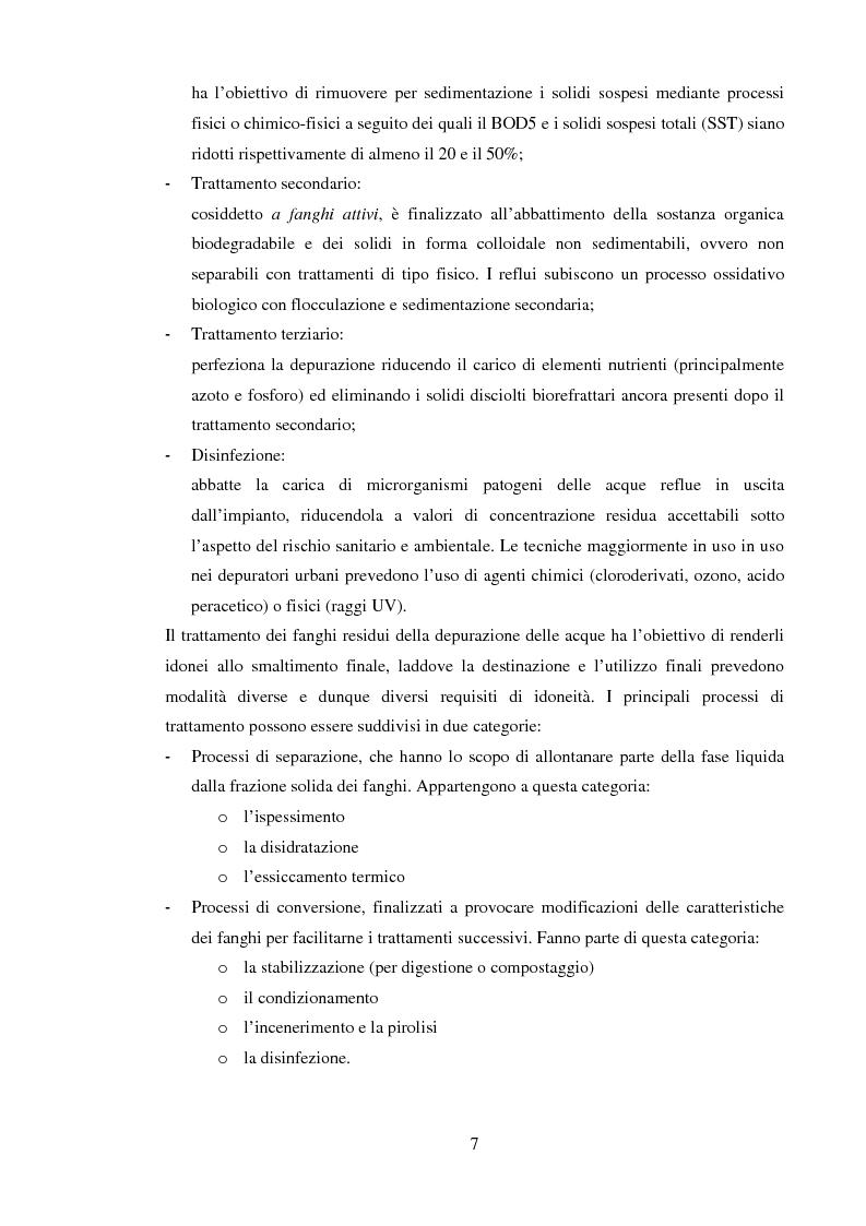 Anteprima della tesi: Effetto di alcuni farmaci per uso umano sulla qualità ecosistemica del Fiume Arbia (SI), Pagina 5