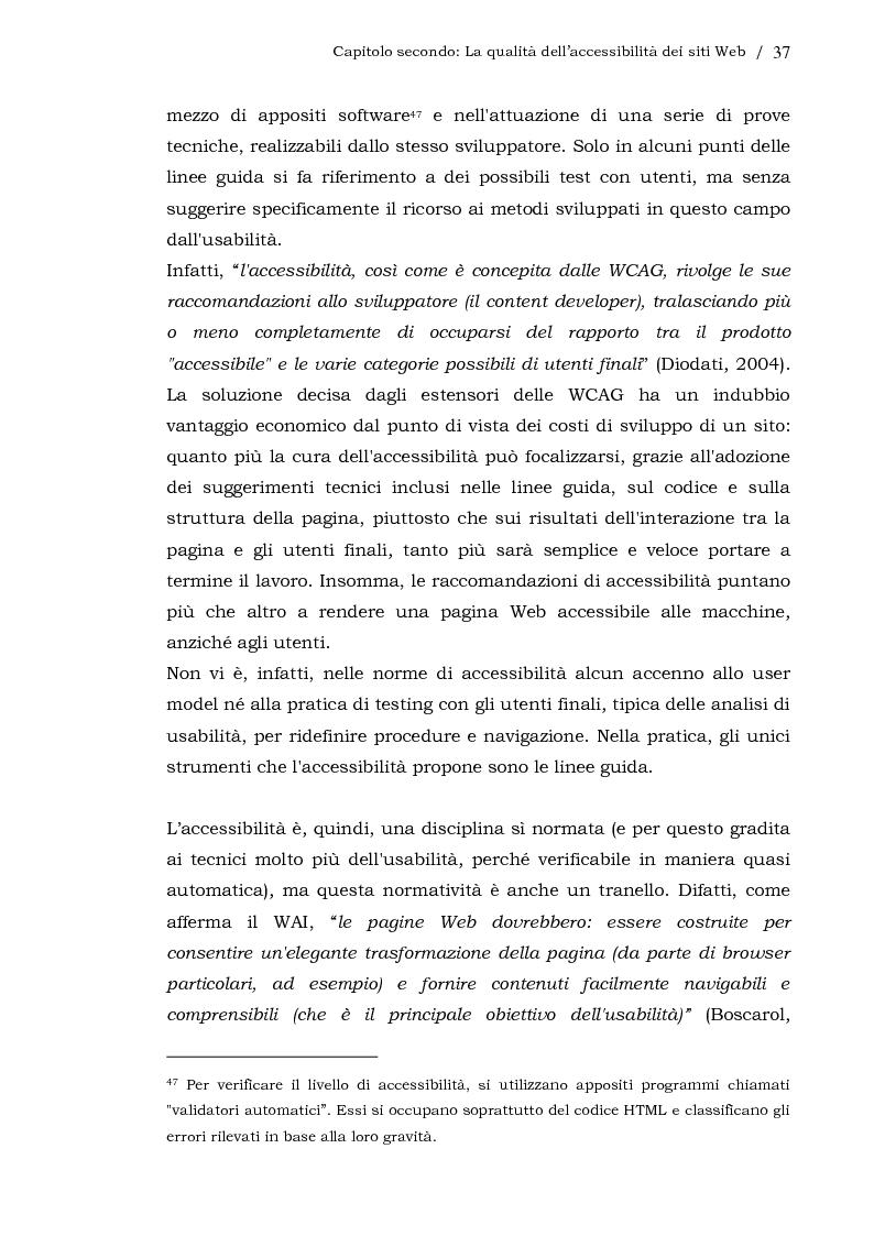 Anteprima della tesi: L'usabilità dei siti Web aziendali - Il caso Telecom Italia, Pagina 10