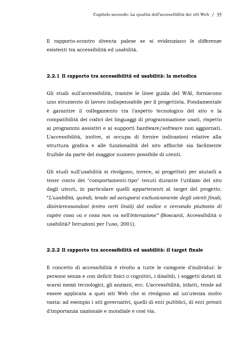 Anteprima della tesi: L'usabilità dei siti Web aziendali - Il caso Telecom Italia, Pagina 8