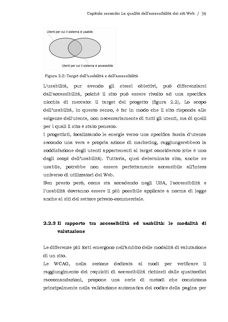 Anteprima della tesi: L'usabilità dei siti Web aziendali - Il caso Telecom Italia, Pagina 9