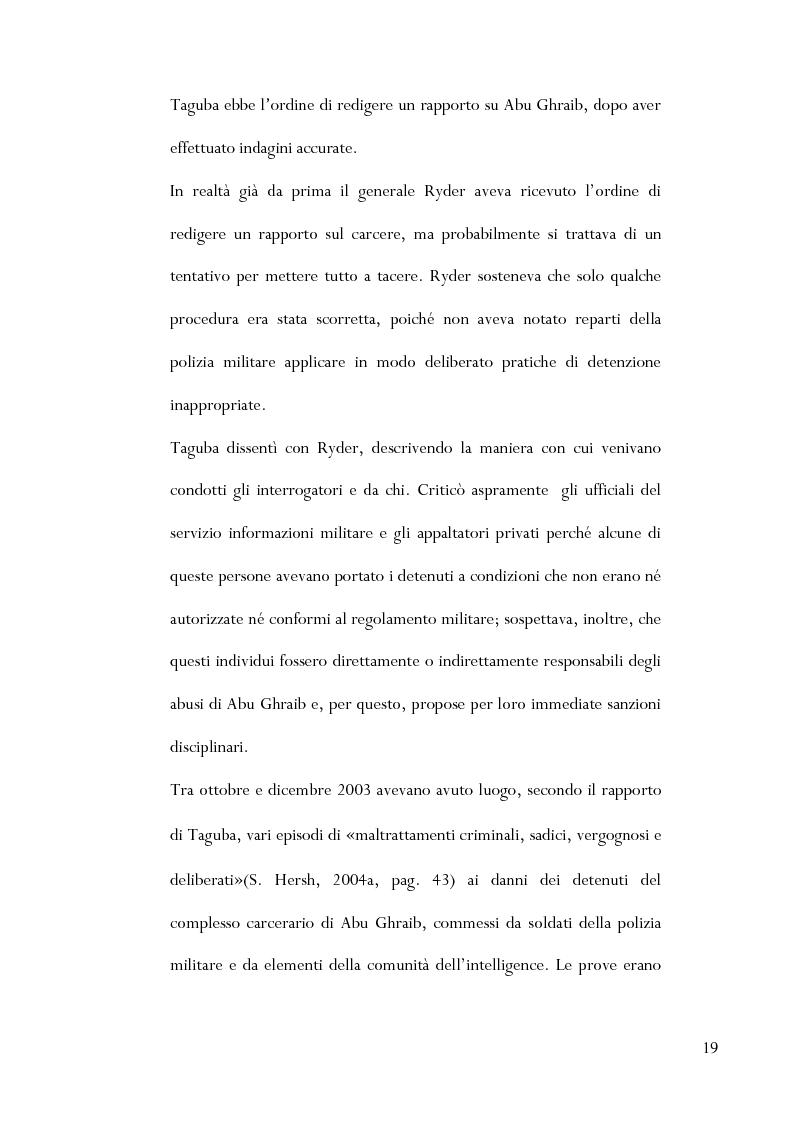 Anteprima della tesi: Le torture di Abu Ghraib nella prospettiva della antropologia della violenza, Pagina 10