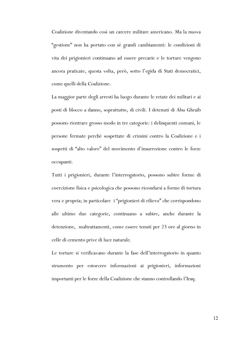 Anteprima della tesi: Le torture di Abu Ghraib nella prospettiva della antropologia della violenza, Pagina 3