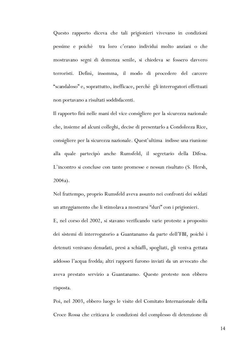 Anteprima della tesi: Le torture di Abu Ghraib nella prospettiva della antropologia della violenza, Pagina 5