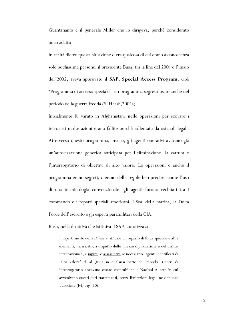 Anteprima della tesi: Le torture di Abu Ghraib nella prospettiva della antropologia della violenza, Pagina 6