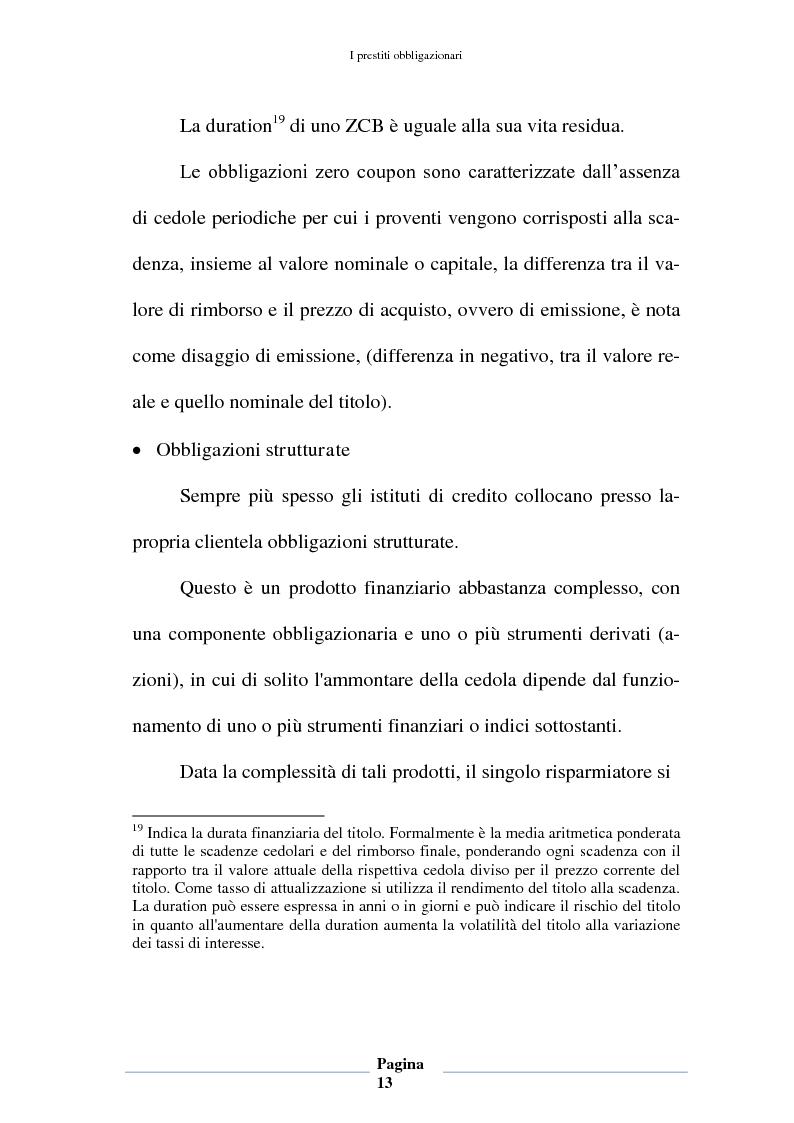 Anteprima della tesi: Profili contabili e di bilancio del prestito obbligazionario delle banche. Il caso della BCC Irpina, Pagina 14