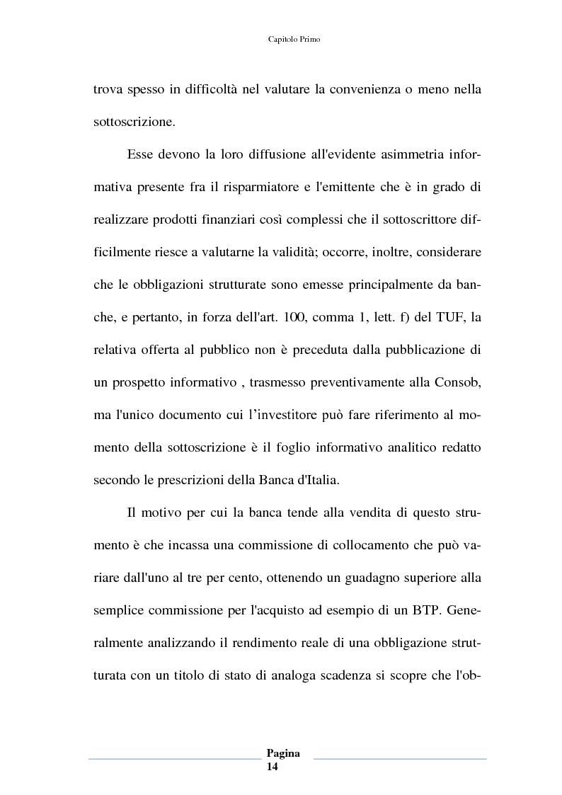Anteprima della tesi: Profili contabili e di bilancio del prestito obbligazionario delle banche. Il caso della BCC Irpina, Pagina 15