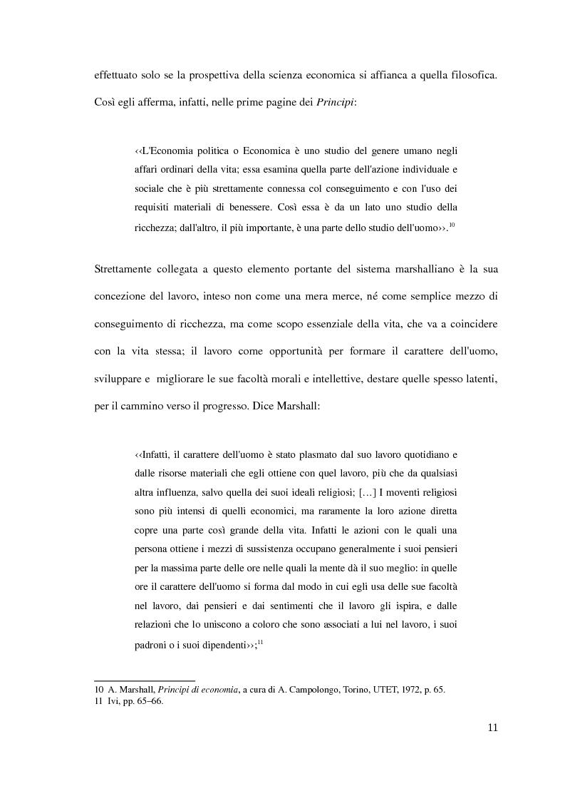 Anteprima della tesi: Il distretto industriale marshalliano, Pagina 7