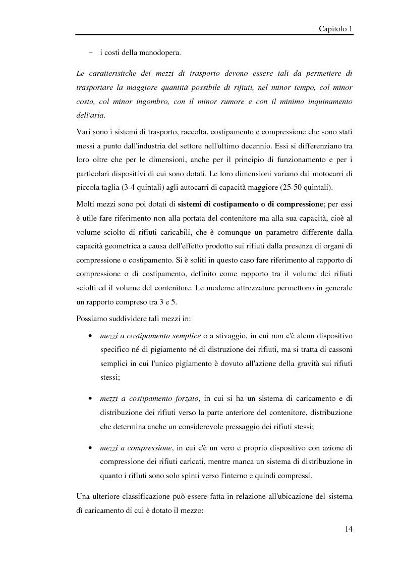 Anteprima della tesi: Pianificazione logistica basata su rilevazioni real time, Pagina 11