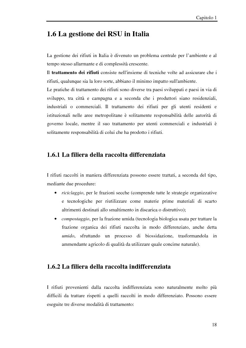 Anteprima della tesi: Pianificazione logistica basata su rilevazioni real time, Pagina 15