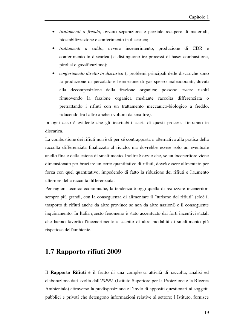 Anteprima della tesi: Pianificazione logistica basata su rilevazioni real time, Pagina 16