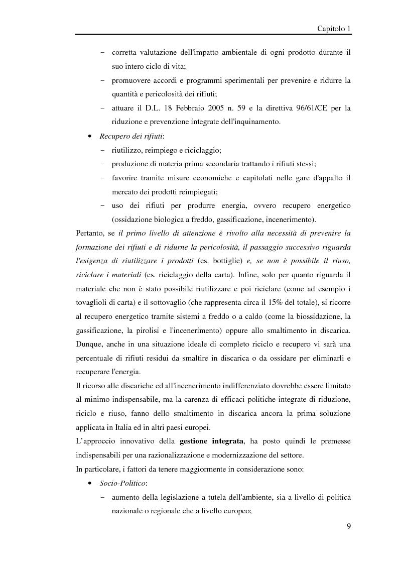 Anteprima della tesi: Pianificazione logistica basata su rilevazioni real time, Pagina 6