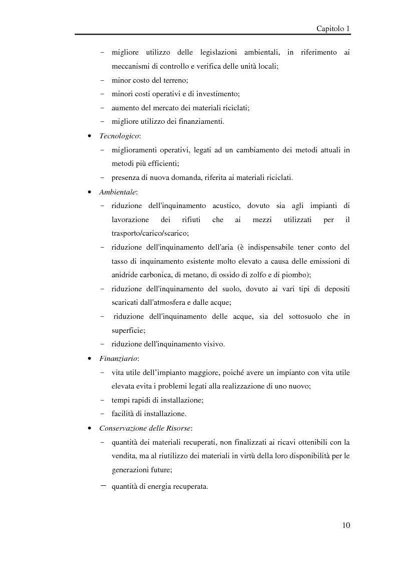 Anteprima della tesi: Pianificazione logistica basata su rilevazioni real time, Pagina 7