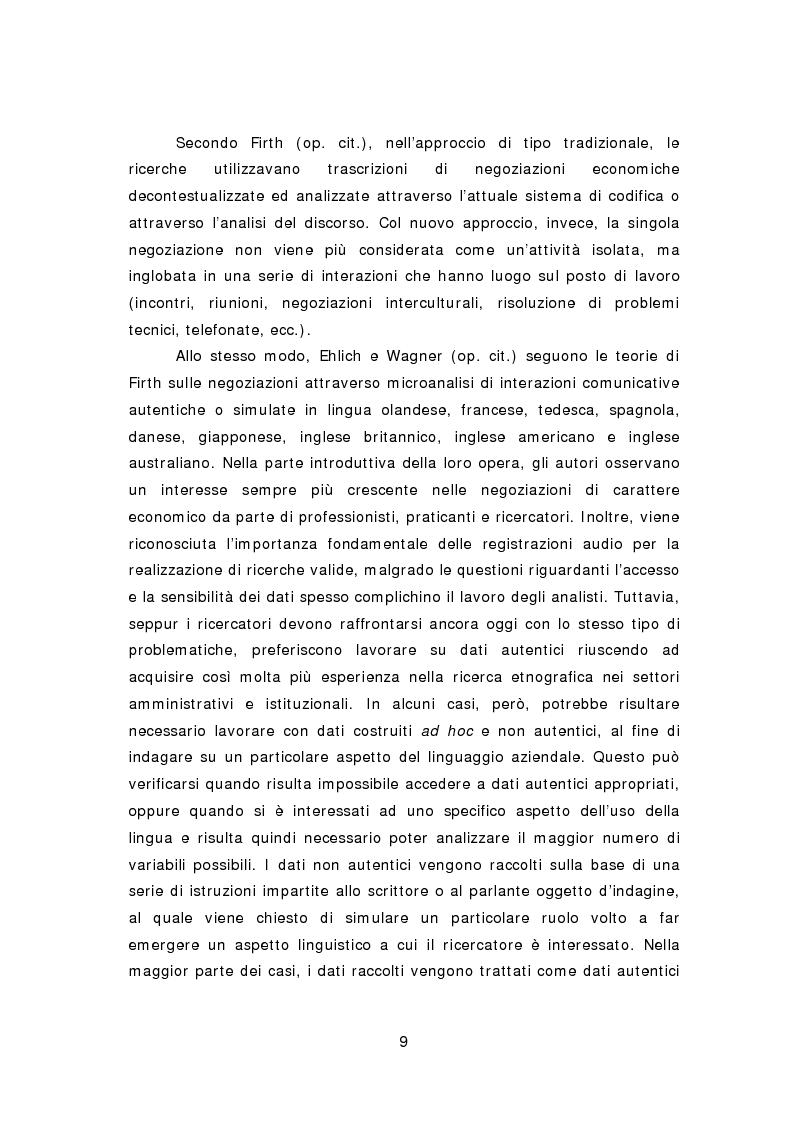 Anteprima della tesi: La comunicazione aziendale del ventunesimo secolo: analisi di un corpus di email in lingua inglese, Pagina 10
