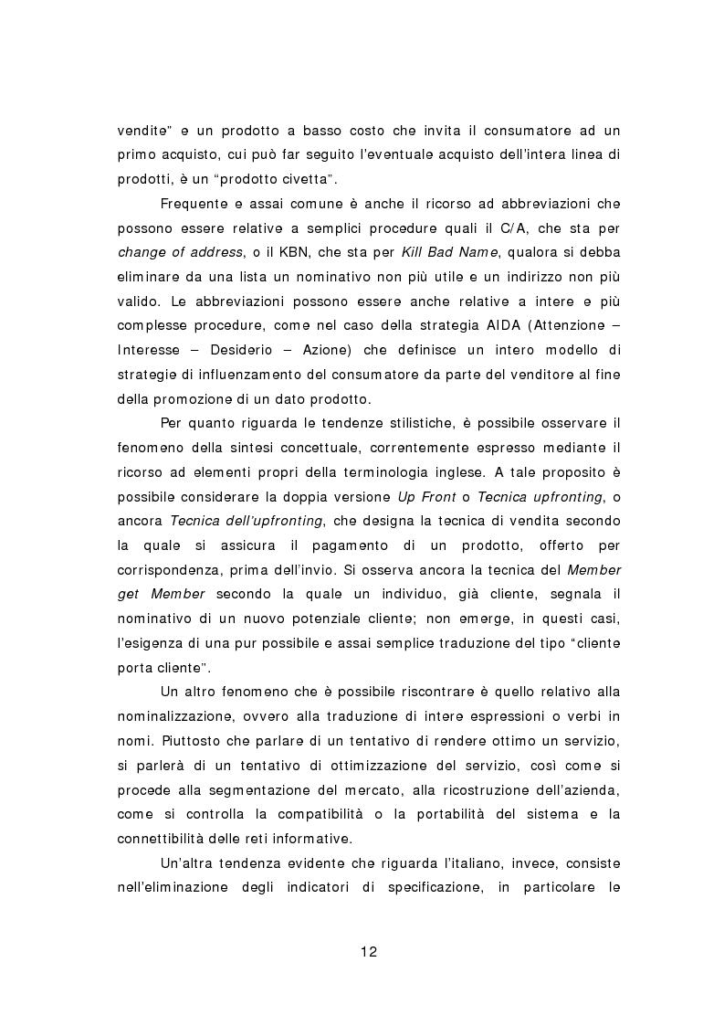 Anteprima della tesi: La comunicazione aziendale del ventunesimo secolo: analisi di un corpus di email in lingua inglese, Pagina 13