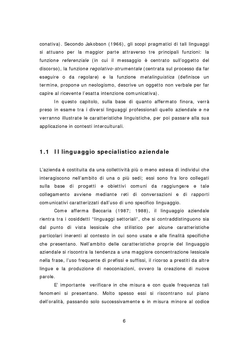 Anteprima della tesi: La comunicazione aziendale del ventunesimo secolo: analisi di un corpus di email in lingua inglese, Pagina 7
