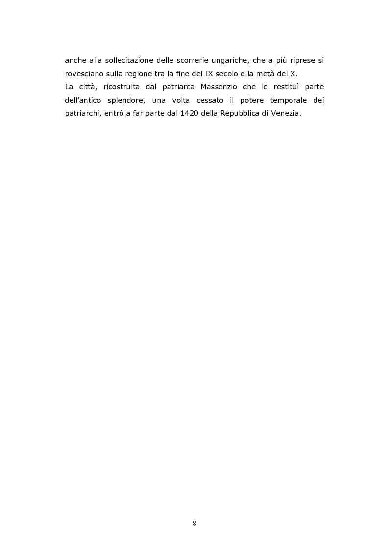 Anteprima della tesi: Aquileia Caput Viarum, Pagina 7