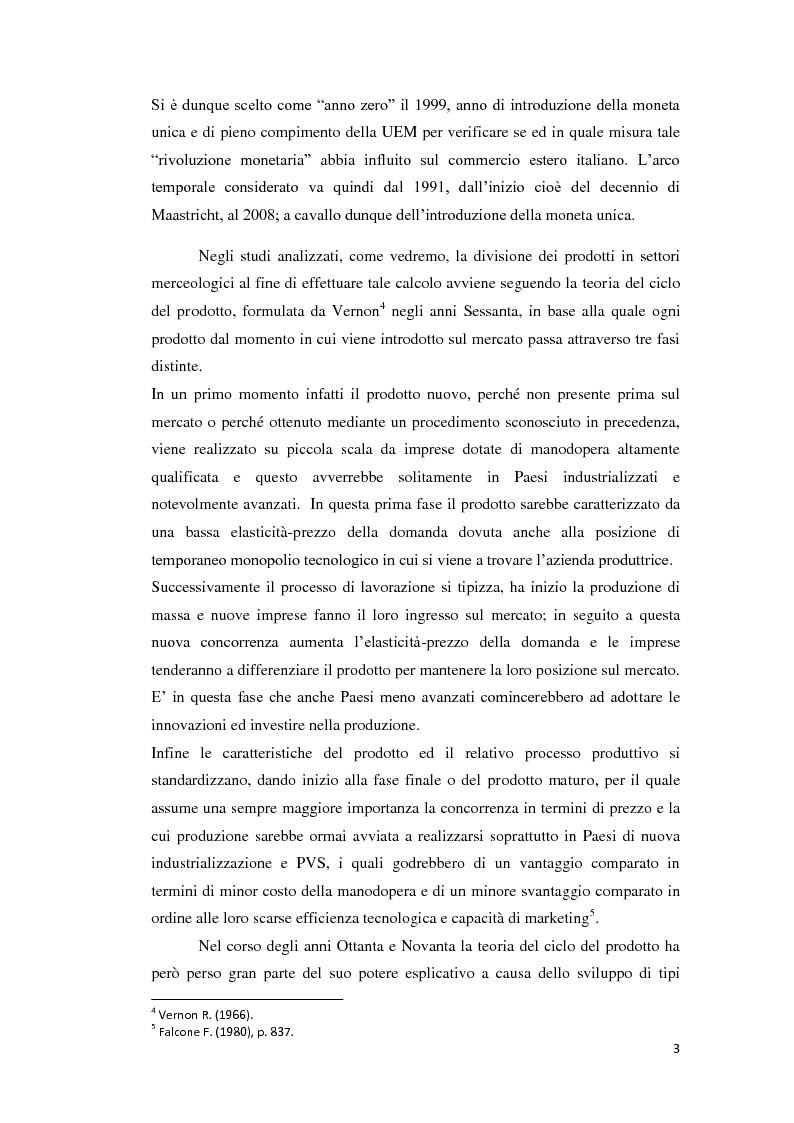 Anteprima della tesi: Integrazione Europea e diversione dei traffici: l'esperienza italiana., Pagina 4