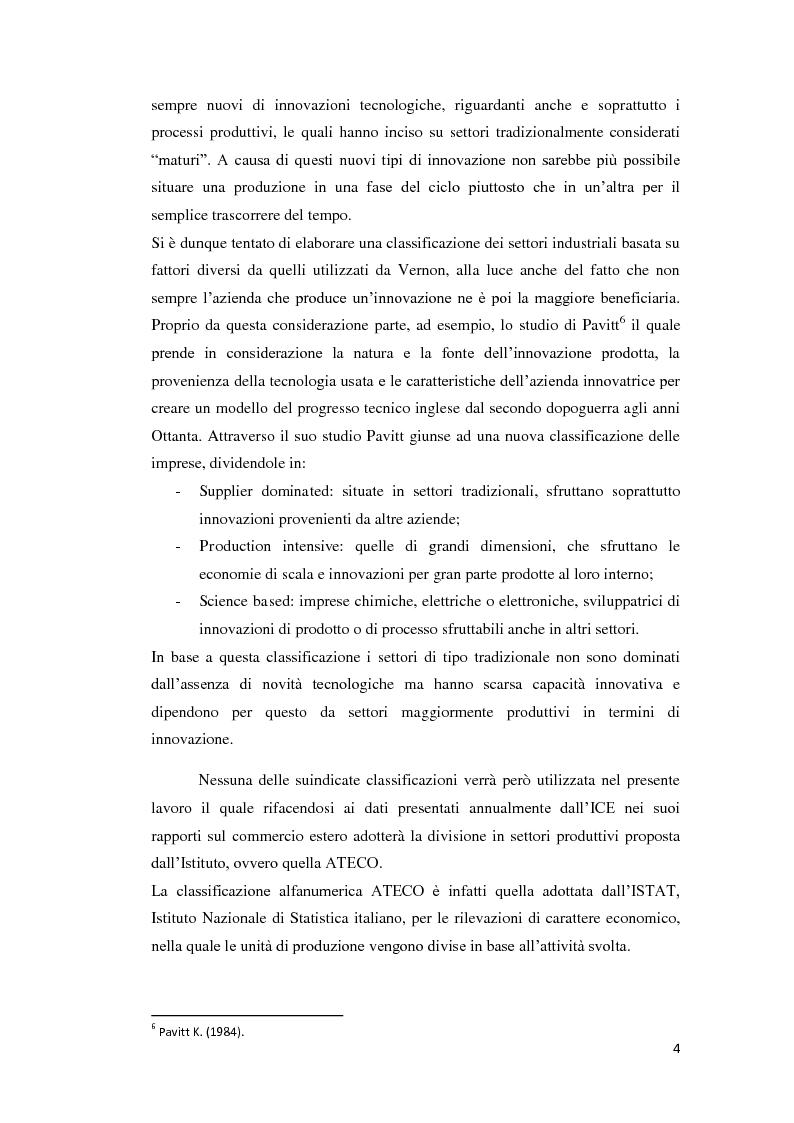 Anteprima della tesi: Integrazione Europea e diversione dei traffici: l'esperienza italiana., Pagina 5