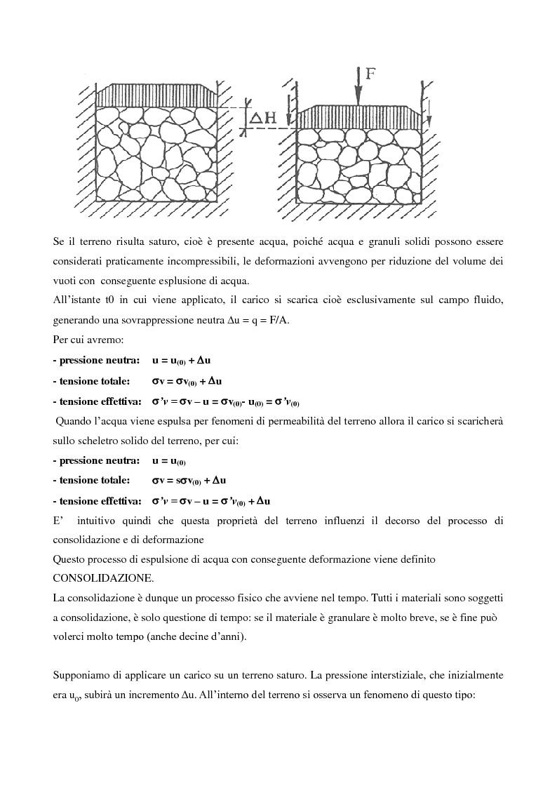 Anteprima della tesi: Caratterizzazione geologica e geotecnica di un sito per la realizzazione di un parco eolico, Pagina 11