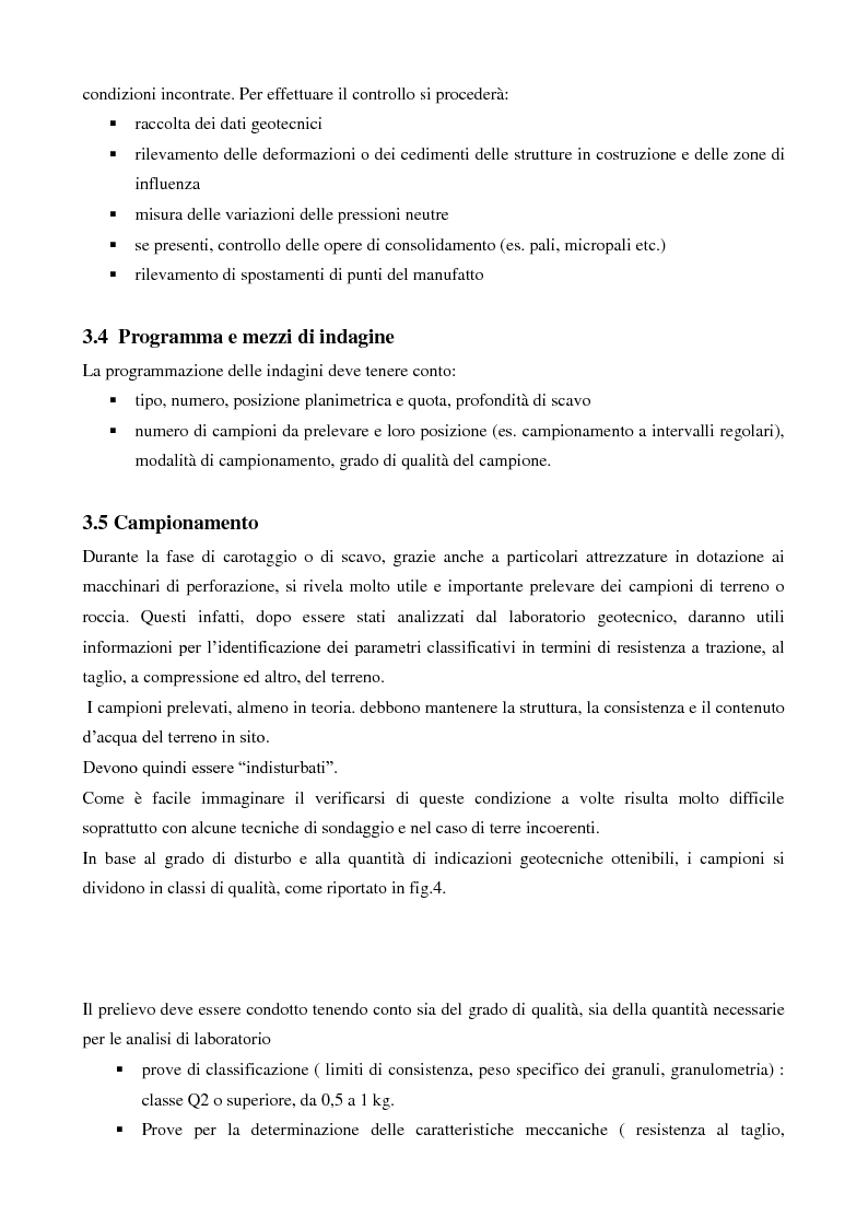 Anteprima della tesi: Caratterizzazione geologica e geotecnica di un sito per la realizzazione di un parco eolico, Pagina 7