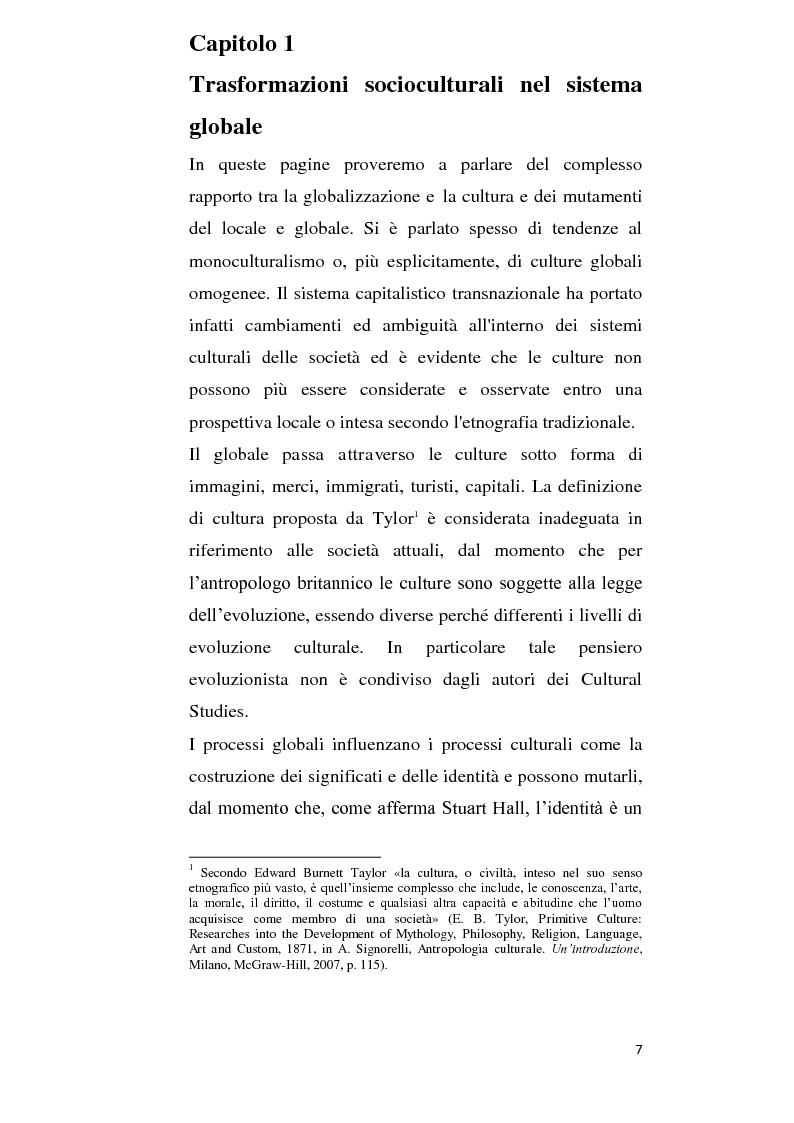 Anteprima della tesi: Alla ricerca della cultura globale, Pagina 2