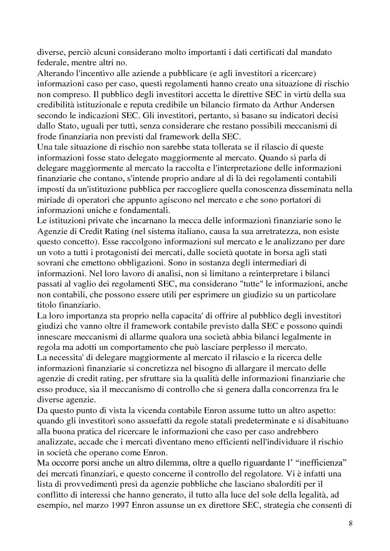 Anteprima della tesi: L'analisi di bilancio per indici. Evidenze teoriche e riscontri empirici, Pagina 7