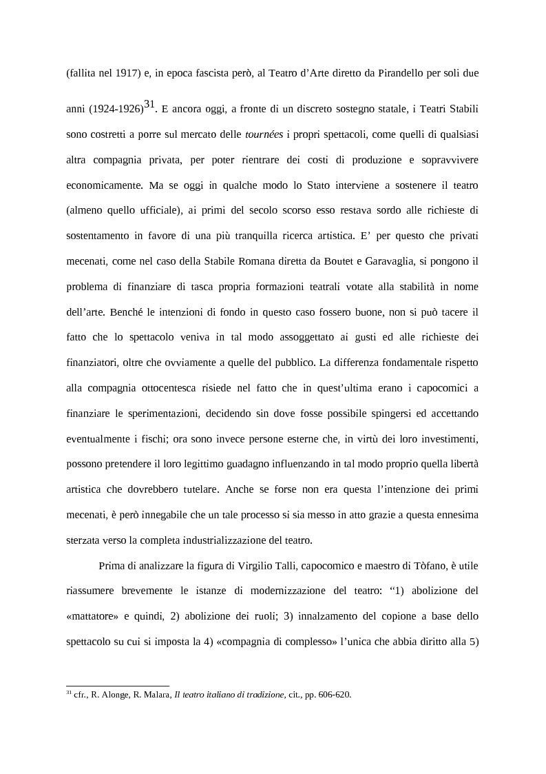 Anteprima della tesi: Tòfano scrittore, Pagina 14