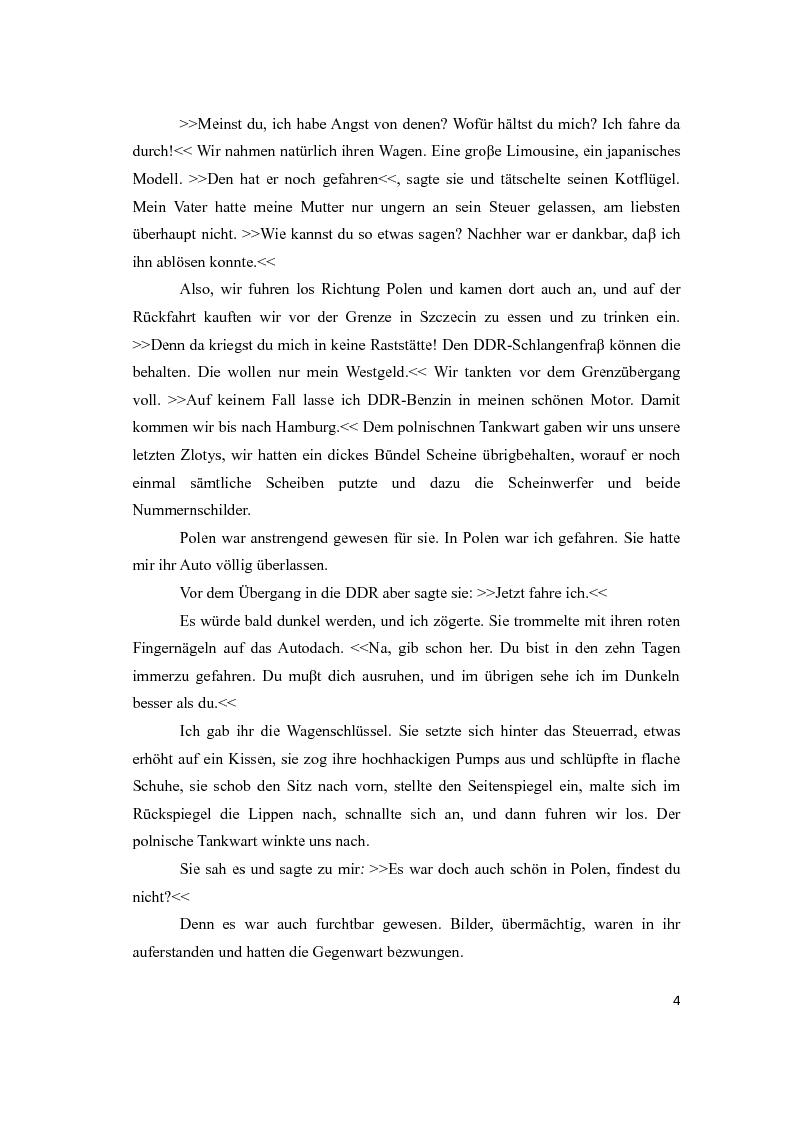 Anteprima della tesi: Traduzione e commento di tre racconti sulla Wendezeit, Pagina 4