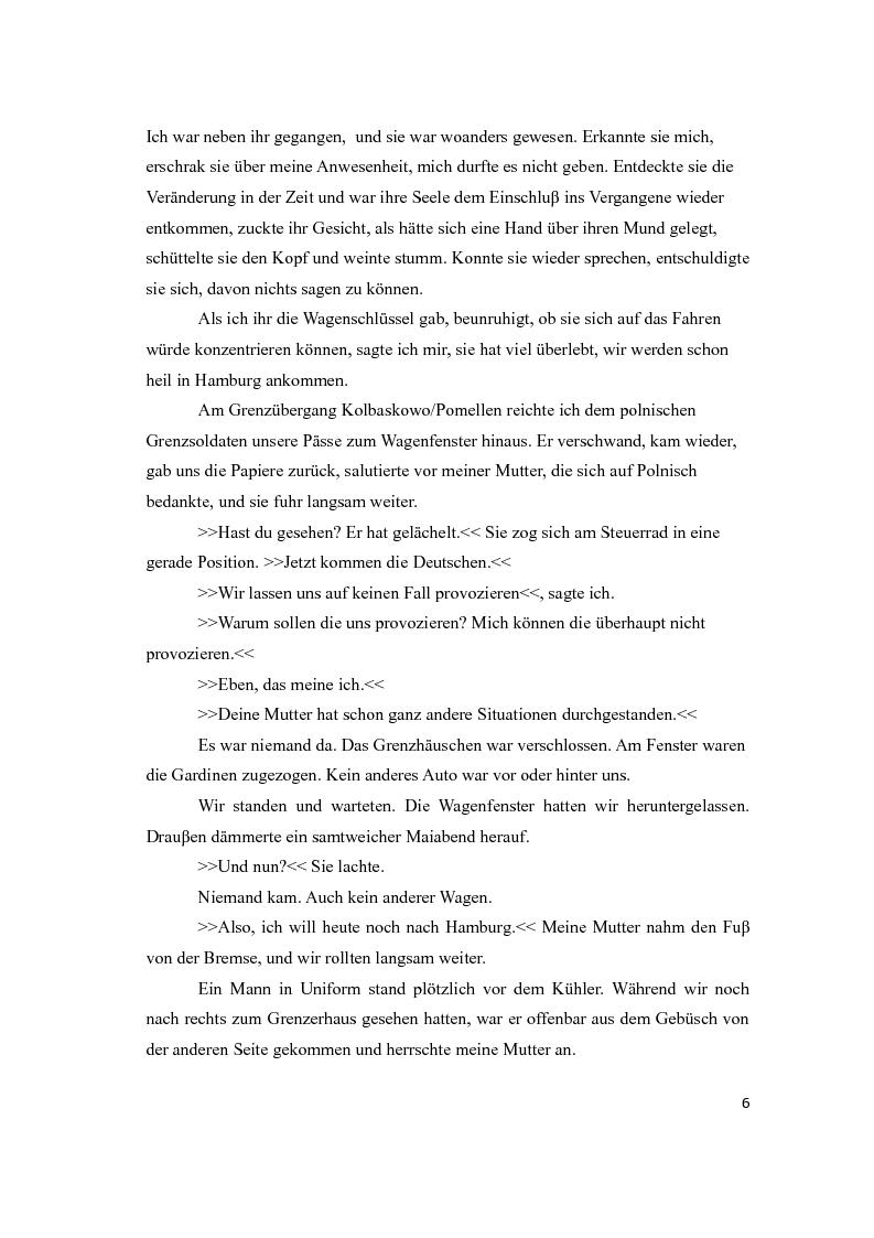 Anteprima della tesi: Traduzione e commento di tre racconti sulla Wendezeit, Pagina 6