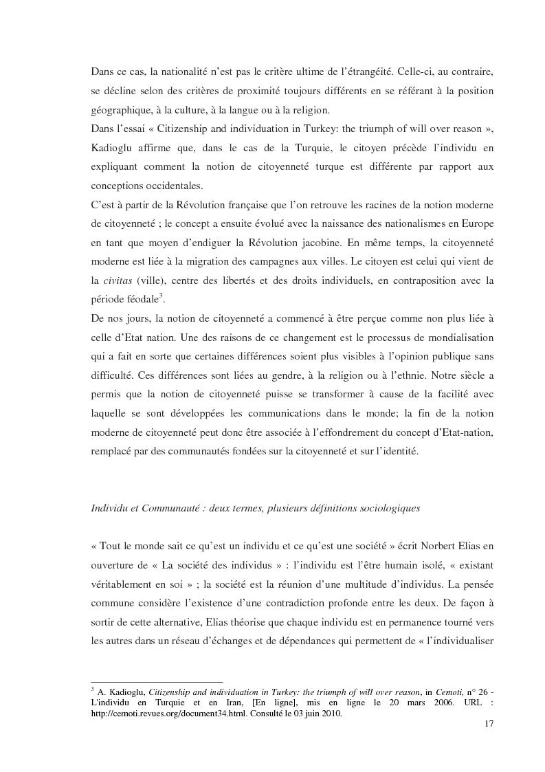 Anteprima della tesi: Chi bussa alla Sublime Porta. Migranti di Transito in Turchia: politiche migratorie e di cittadinanza nella sala d'aspetto d'Europa., Pagina 11