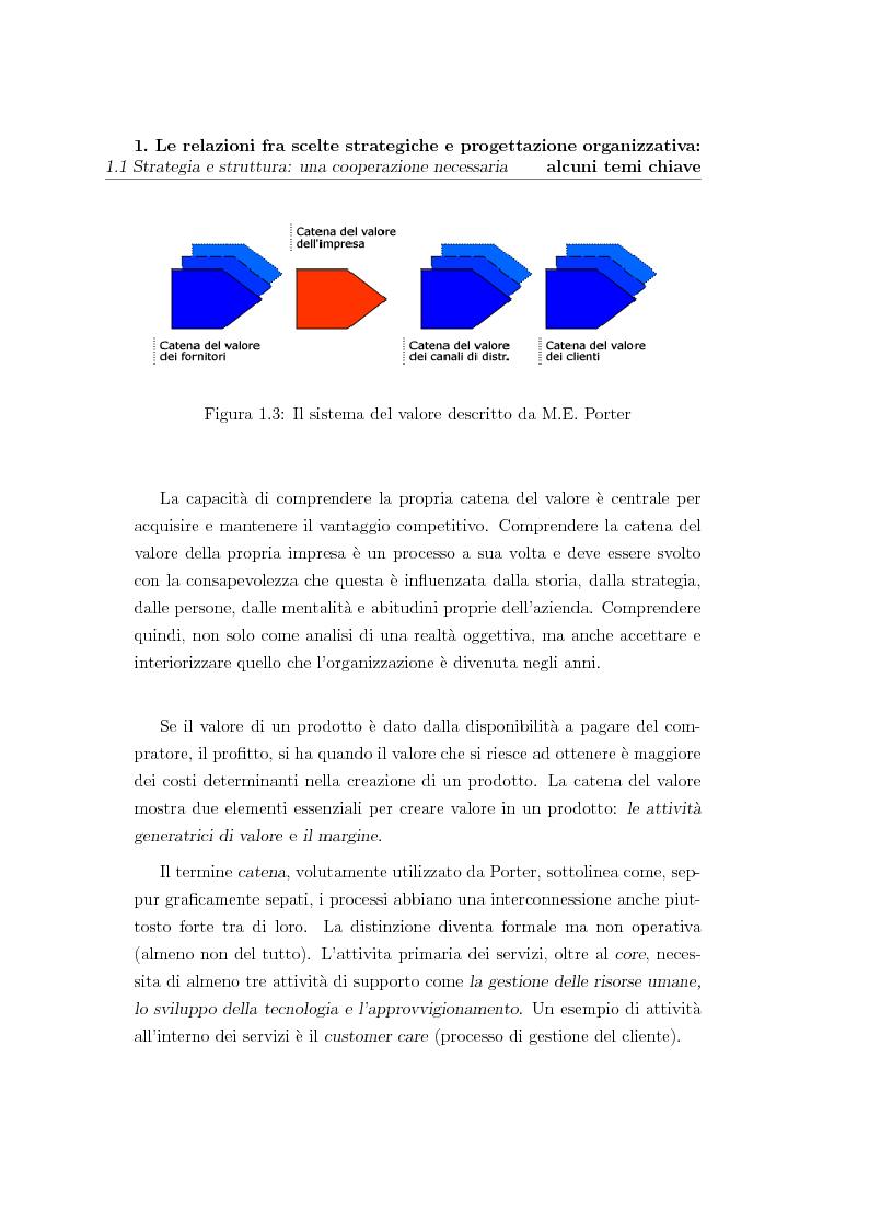Anteprima della tesi: Scelte strategiche, sistemi informatici e collaborative network - Comportamenti organizzativi emergenti nel processo di gestione del cliente di una multi-utility, Pagina 7