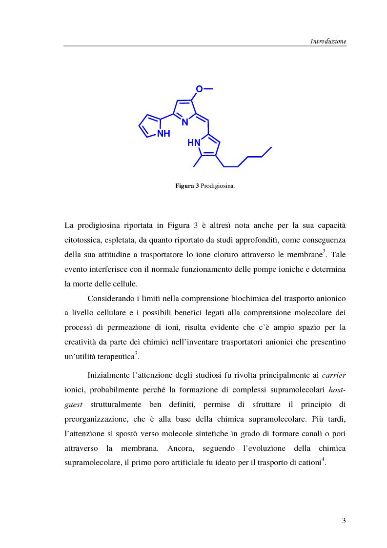 Anteprima della tesi: Calix[4]areni cationici e loro proprietà, Pagina 4