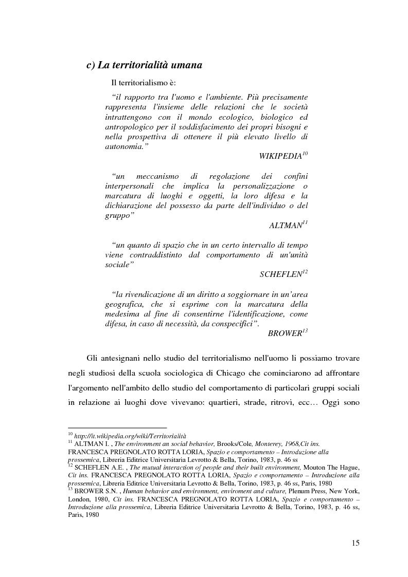 Anteprima della tesi: I non-luoghi del consumo e della socialità, Pagina 12