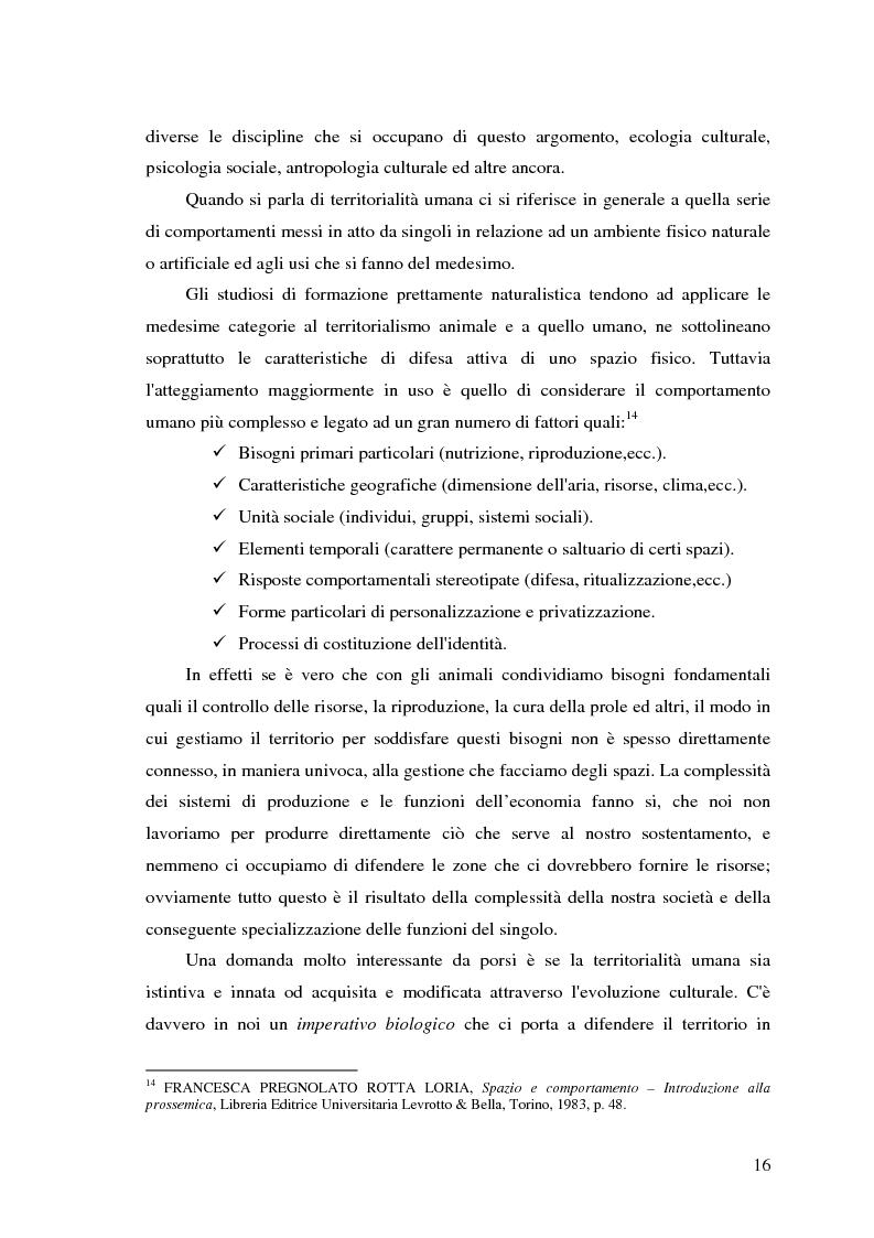 Anteprima della tesi: I non-luoghi del consumo e della socialità, Pagina 13