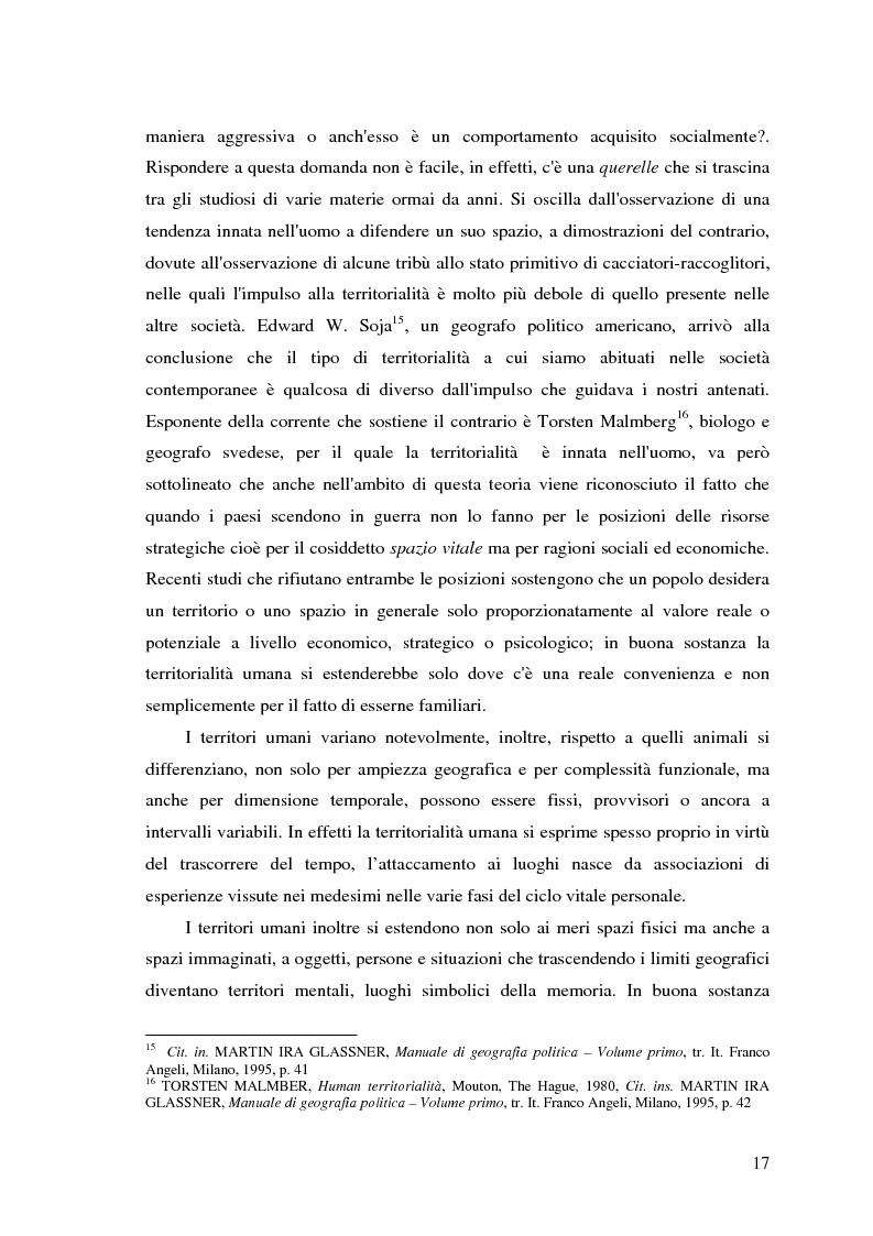 Anteprima della tesi: I non-luoghi del consumo e della socialità, Pagina 14