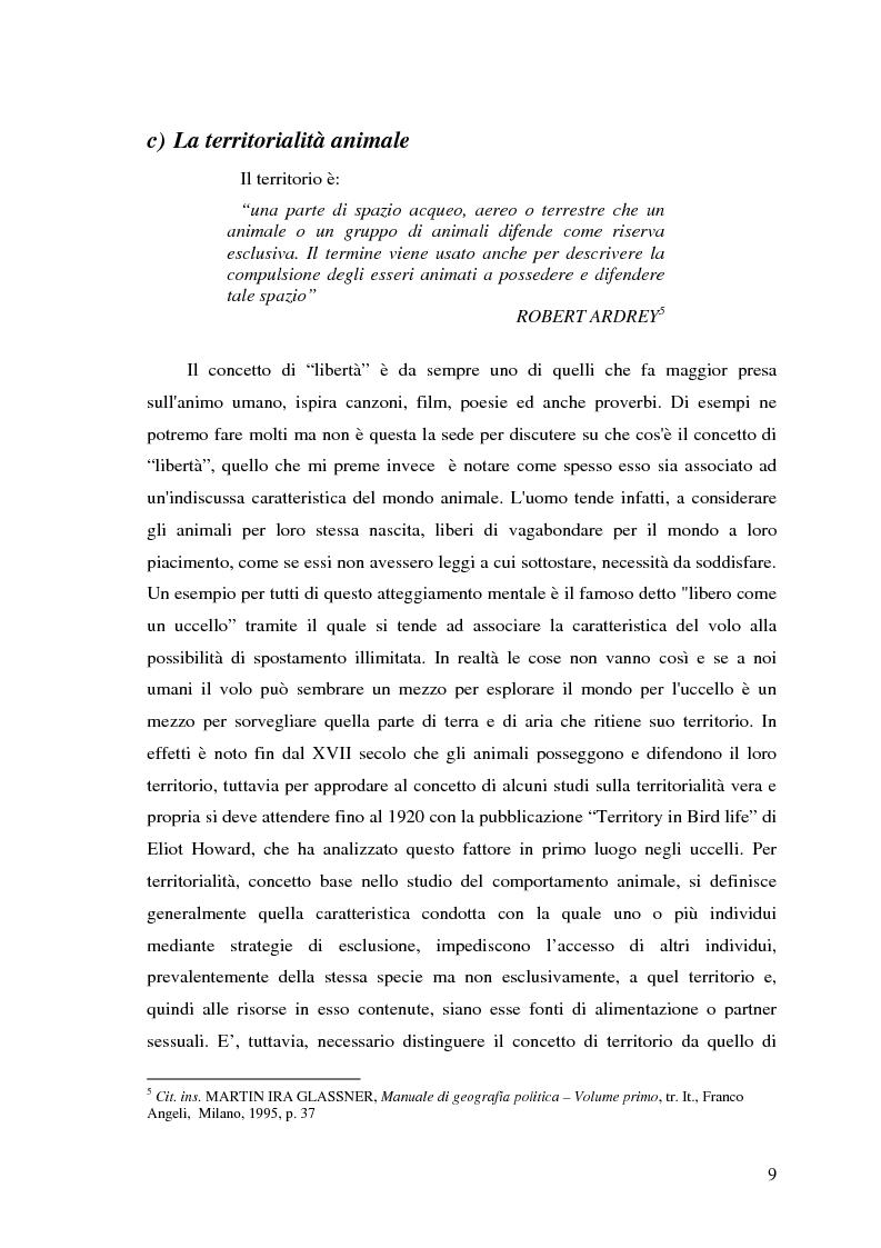 Anteprima della tesi: I non-luoghi del consumo e della socialità, Pagina 6