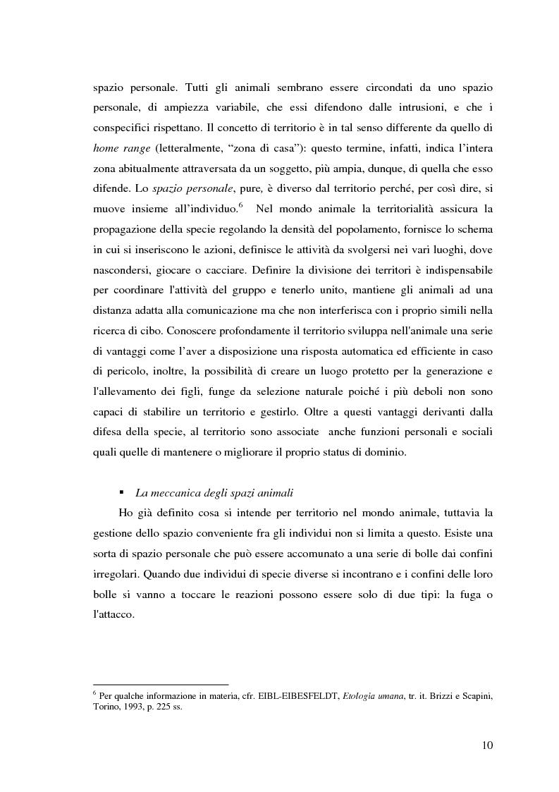 Anteprima della tesi: I non-luoghi del consumo e della socialità, Pagina 7