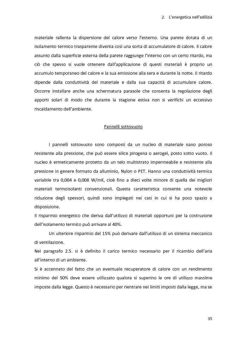 Estratto dalla tesi: Analisi energetica di una struttura attraverso il confronto di tre programmi di calcolo: TRNSYS, TAS, DOCET