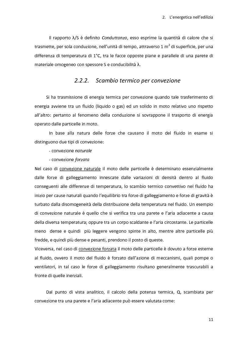 Anteprima della tesi: Analisi energetica di una struttura attraverso il confronto di tre programmi di calcolo: TRNSYS, TAS, DOCET, Pagina 12