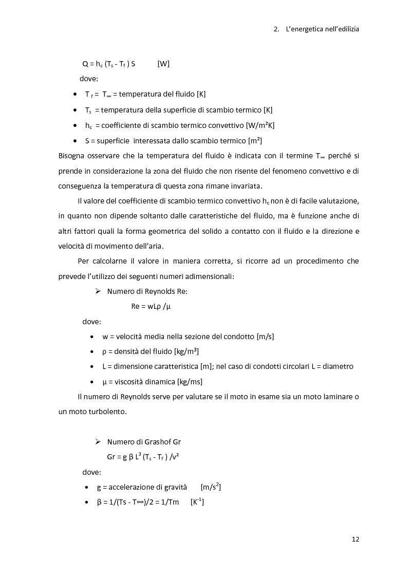 Anteprima della tesi: Analisi energetica di una struttura attraverso il confronto di tre programmi di calcolo: TRNSYS, TAS, DOCET, Pagina 13