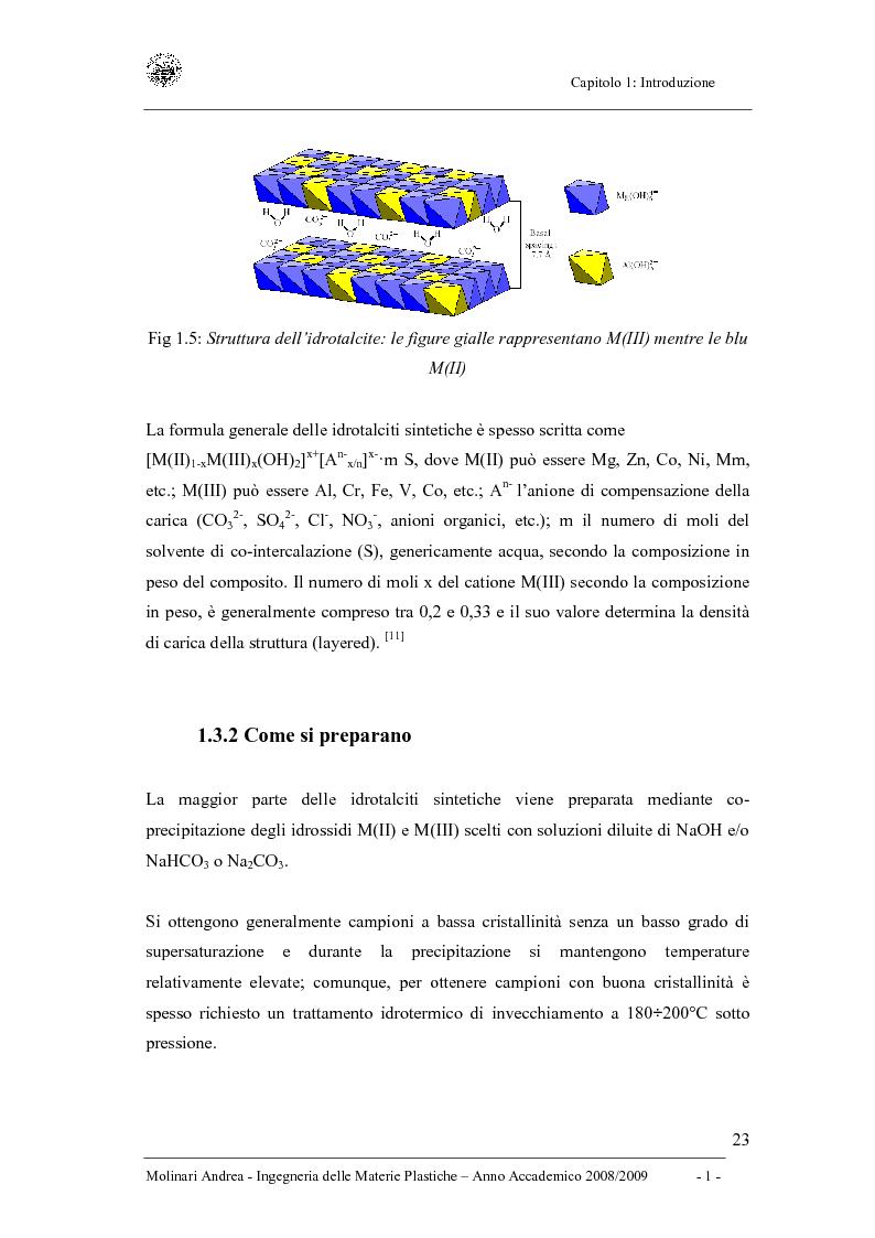 Anteprima della tesi: Studio delle proprietà dinamico-meccaniche di nanocompositi polimerici, Pagina 11