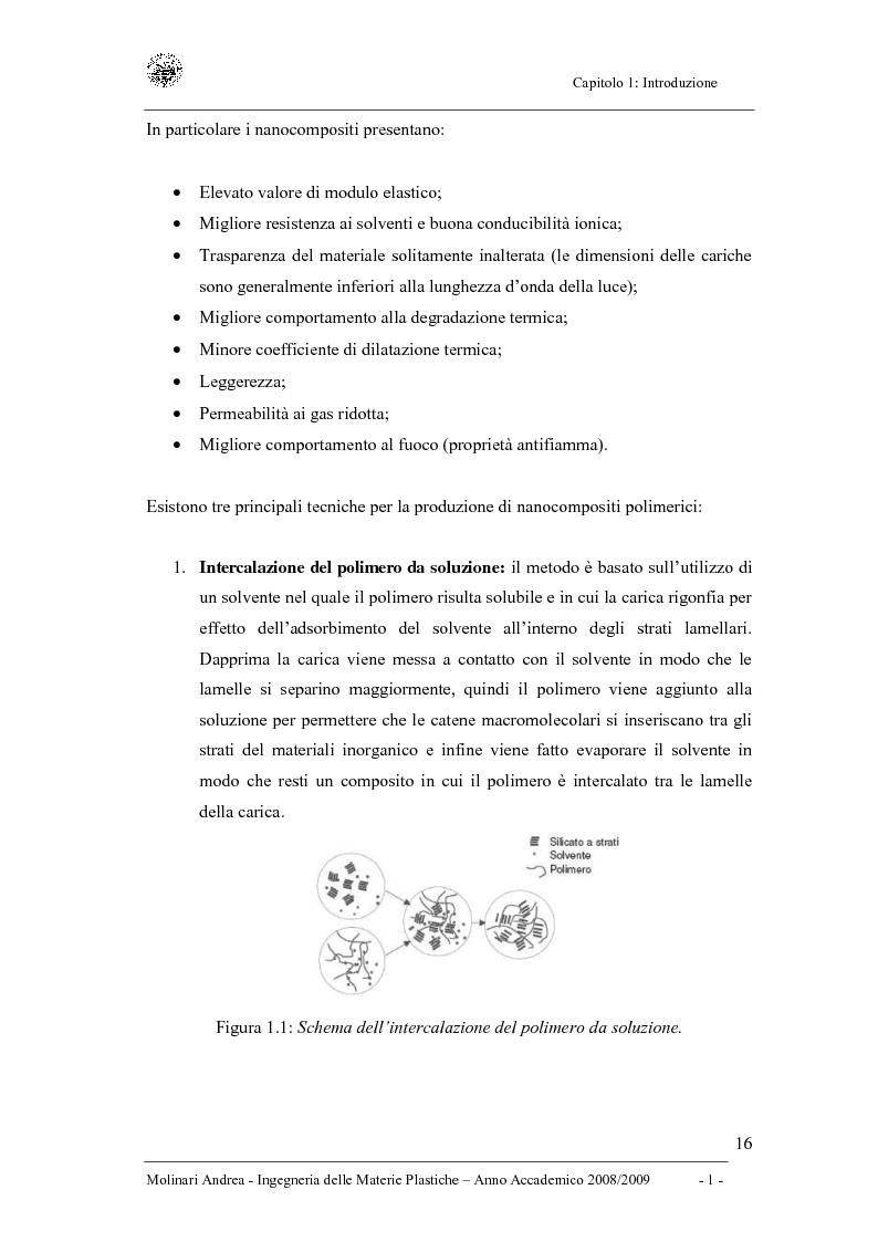 Anteprima della tesi: Studio delle proprietà dinamico-meccaniche di nanocompositi polimerici, Pagina 4