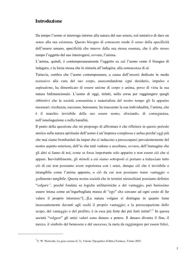 Anteprima della tesi: L'immortalità dell'anima e il Socrate morente, Pagina 2