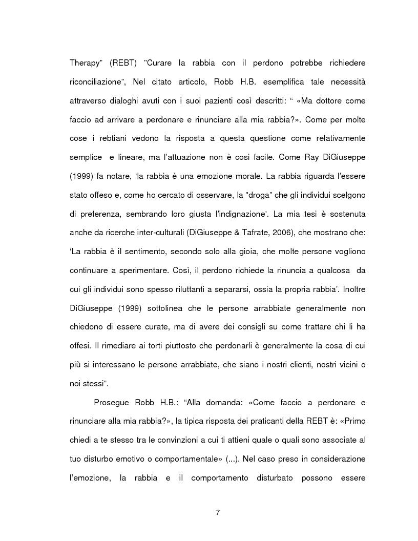 Anteprima della tesi: Il perdono di se stessi è possibile, Pagina 8