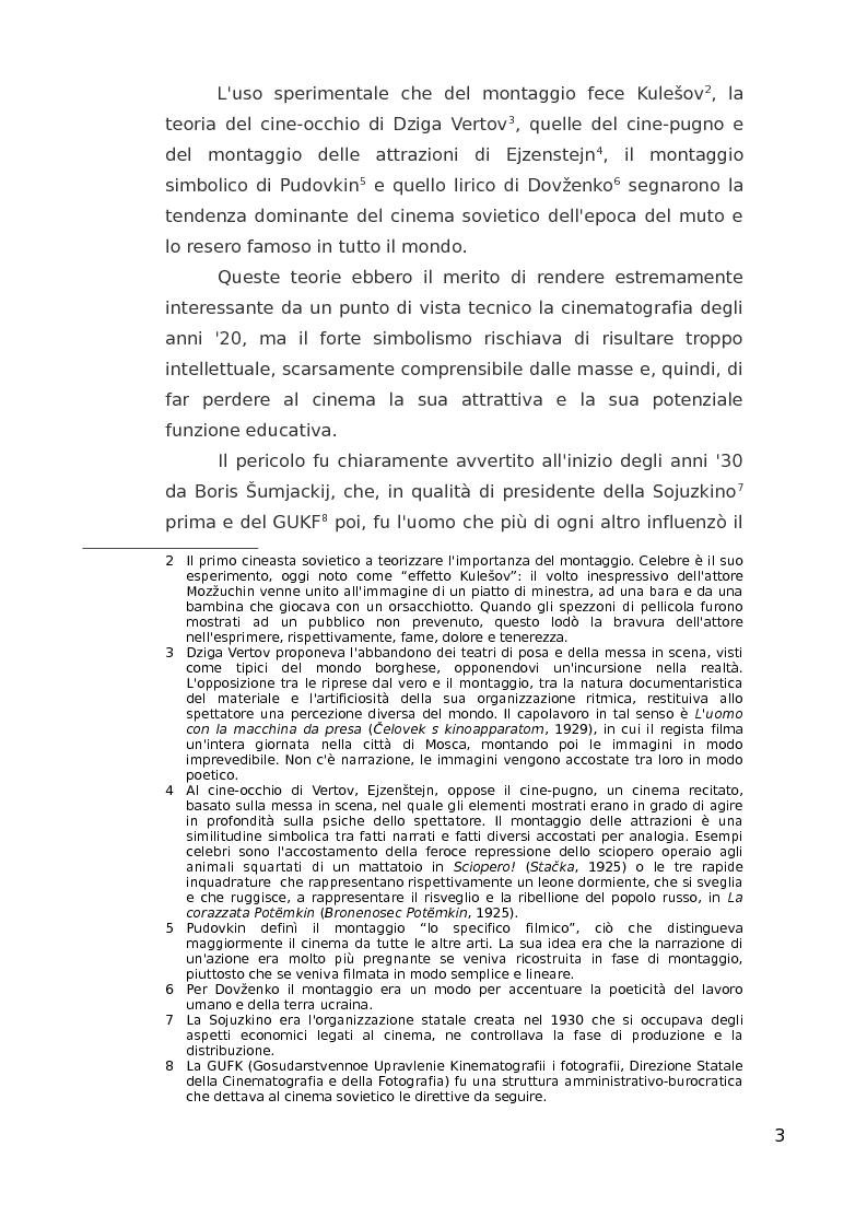 Anteprima della tesi: ''Ciapaiev'' tra l'Unione Sovietica e l'Occidente, Pagina 4